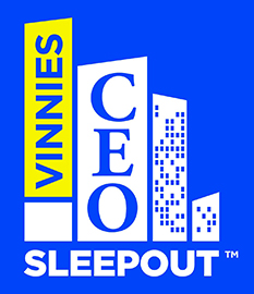 VPCM's CEO thanks supporters of the CEO Sleepout