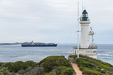 Point Lonsdale Lighthouse maintenance