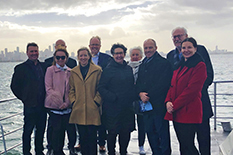 Victorian Planning Authority visits the port